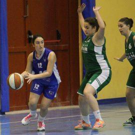 Clara derrota de UC Némesis ante Amide Basketball Friends (39-69)